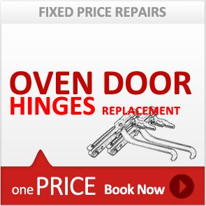 Oven Door Hinge Replacement Service