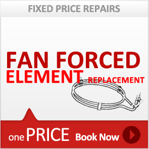 Oven Fan Forced Element Replacement Service