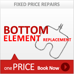 Bottom Oven Element Replacement Service