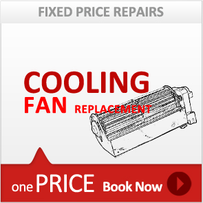 Oven Cooling Fan Replacement