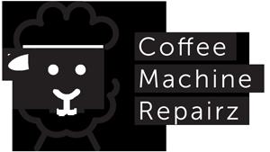 coffee machine repairz logoblk